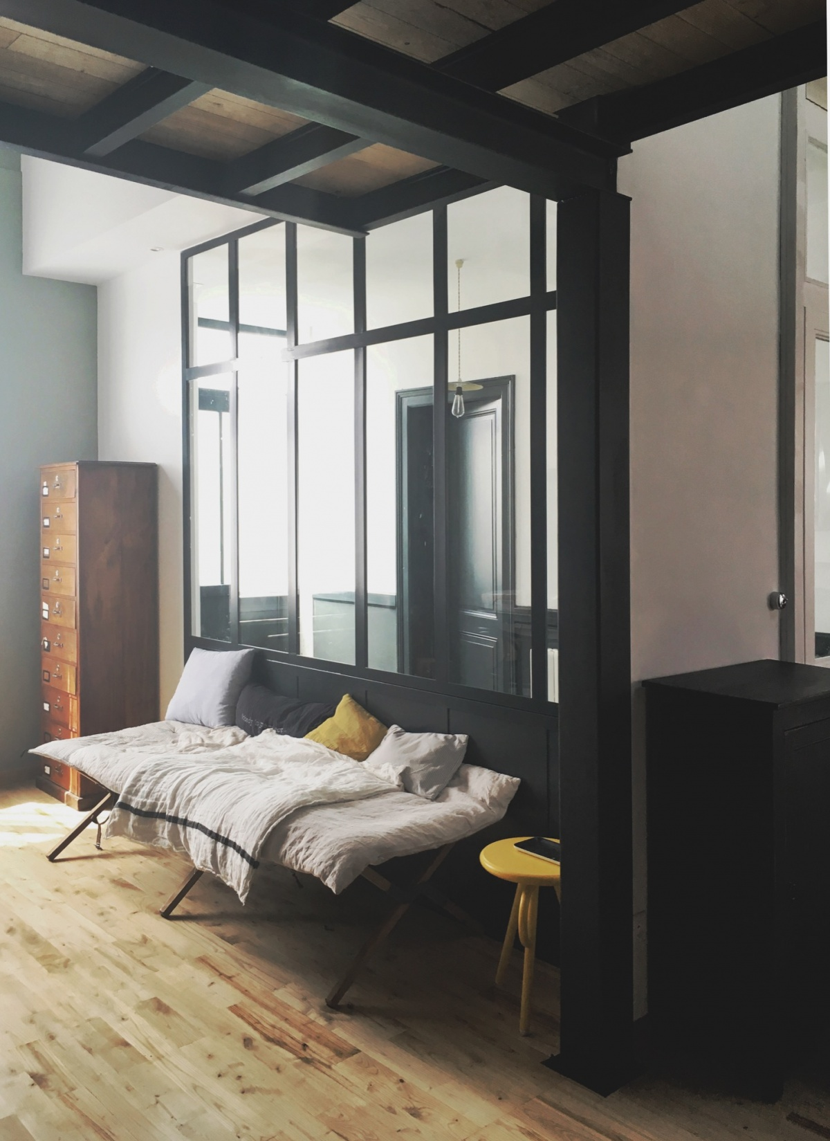 choppe la rochelle la rochelle une r alisation de chlo cornu architecte. Black Bedroom Furniture Sets. Home Design Ideas