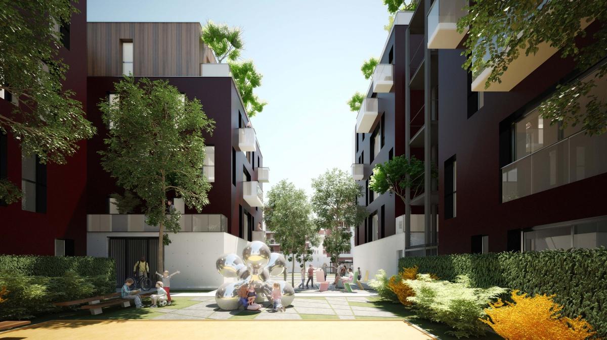 51 logements et commerces à Montfermeil : VUE-SQUARE-2-2
