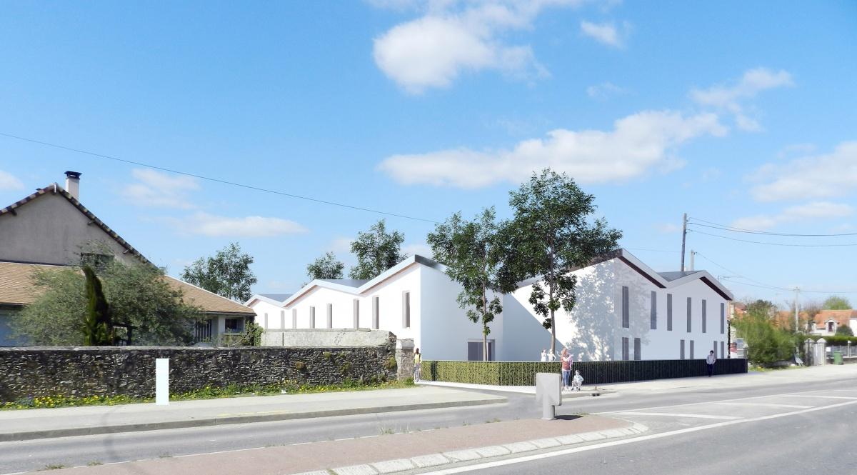 33 maisons passives à Le Perray - Maisons Hi-bou