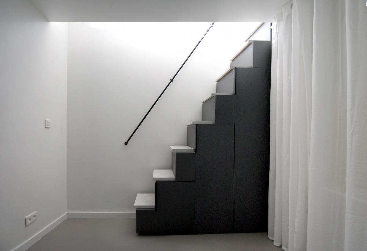 Souplex à Paris : Chambre