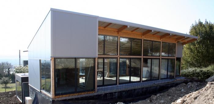 Un projet réalisé par In Situ Architecture