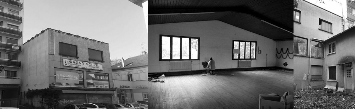 Transformation d'un centre médical + 8 logements - Gagny : Gagny_centre medical et logements_Existant