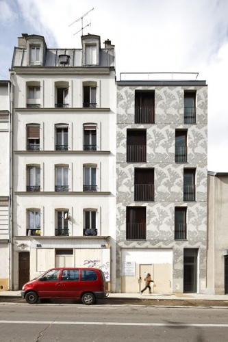 4 logements collectifs