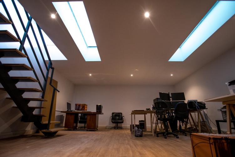 Construction d'un loft : 13 Le sous-sol.jpg