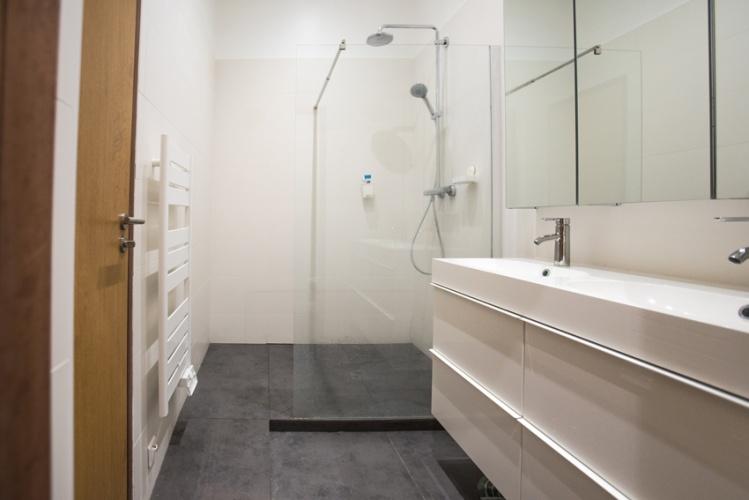 Construction d'un loft : 19 La salle de douche.jpg