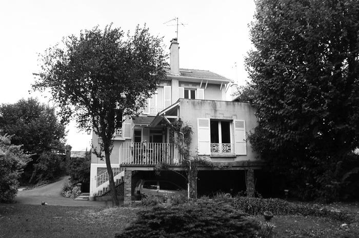 Extension de maison : AVT