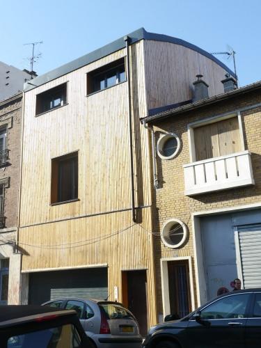 Réhabilitation et extension d'un immeuble de bureaux