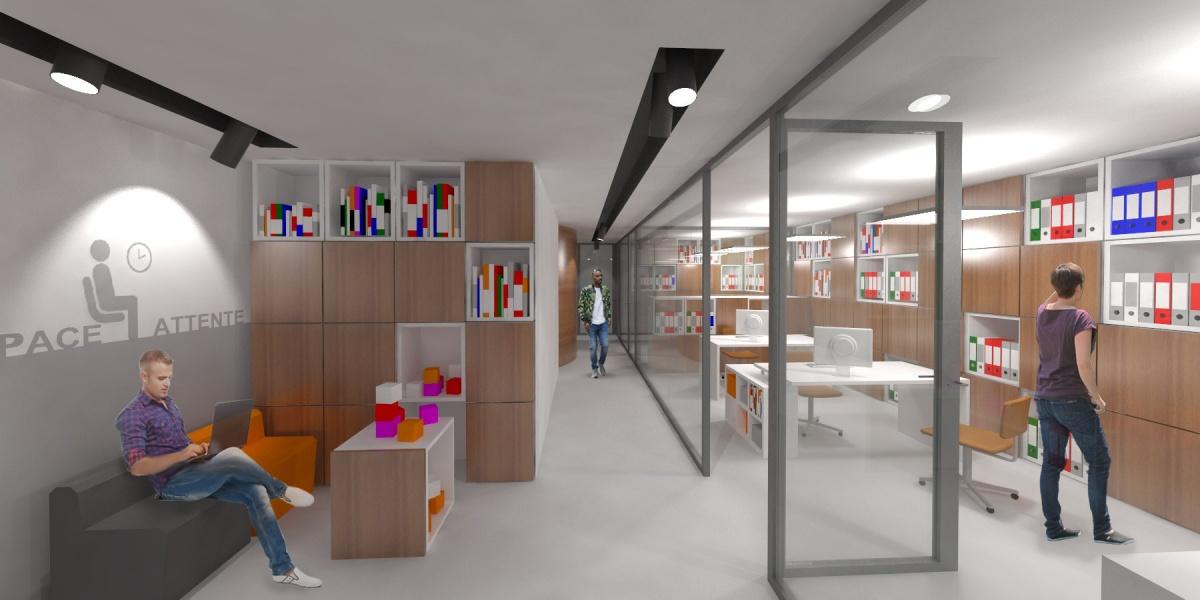 Renovation Centre d'accueil Jeunes Autistes