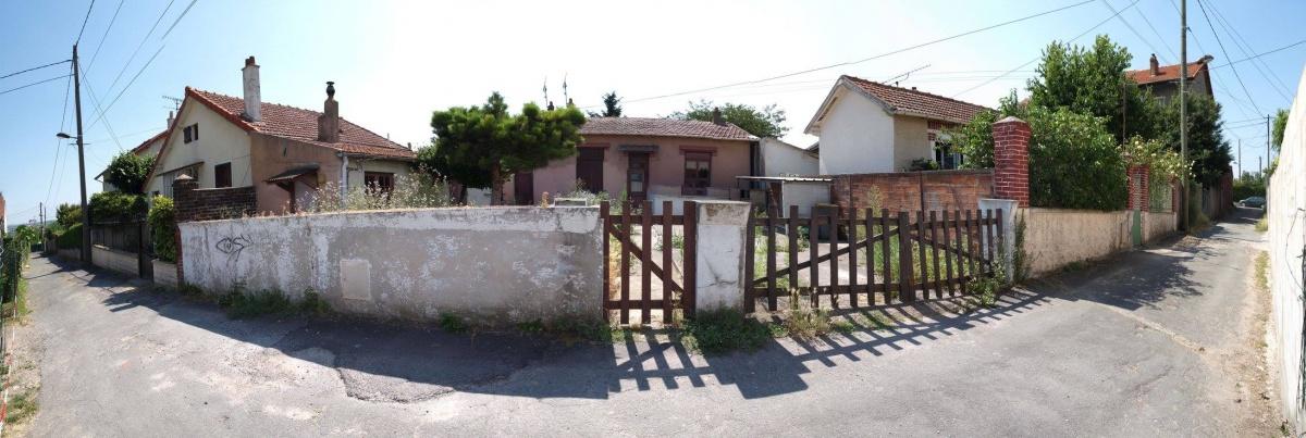L'extension et la surélévation d'une maison individuelle à Vitry sur Seine