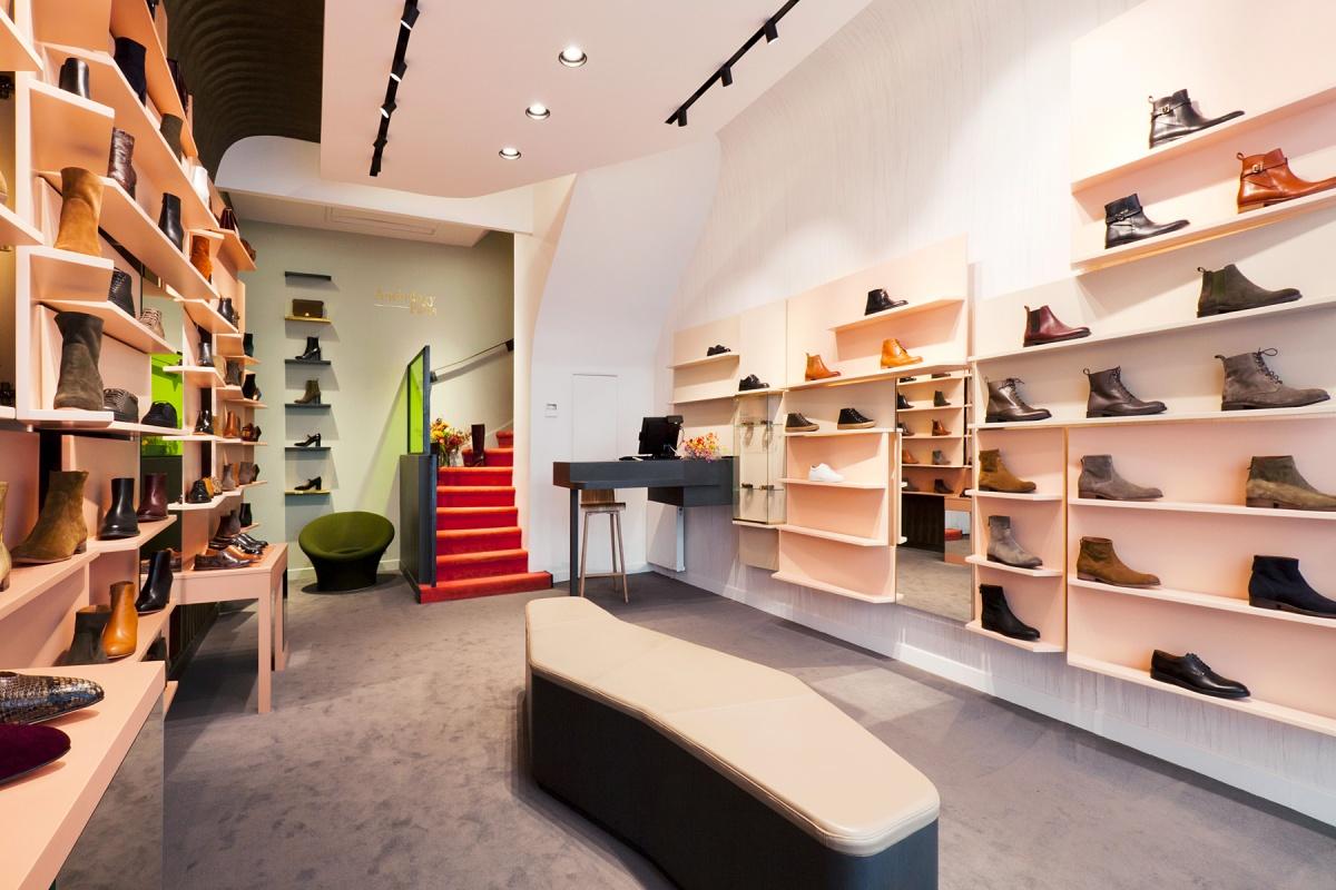 Boutique Anthology Paris - Rue du Cherche Midi