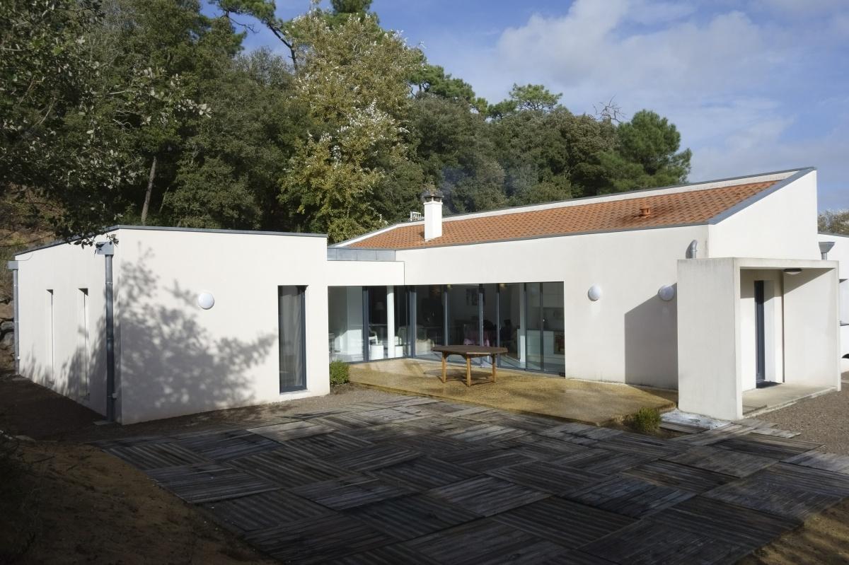 Maison neuve en Vendée
