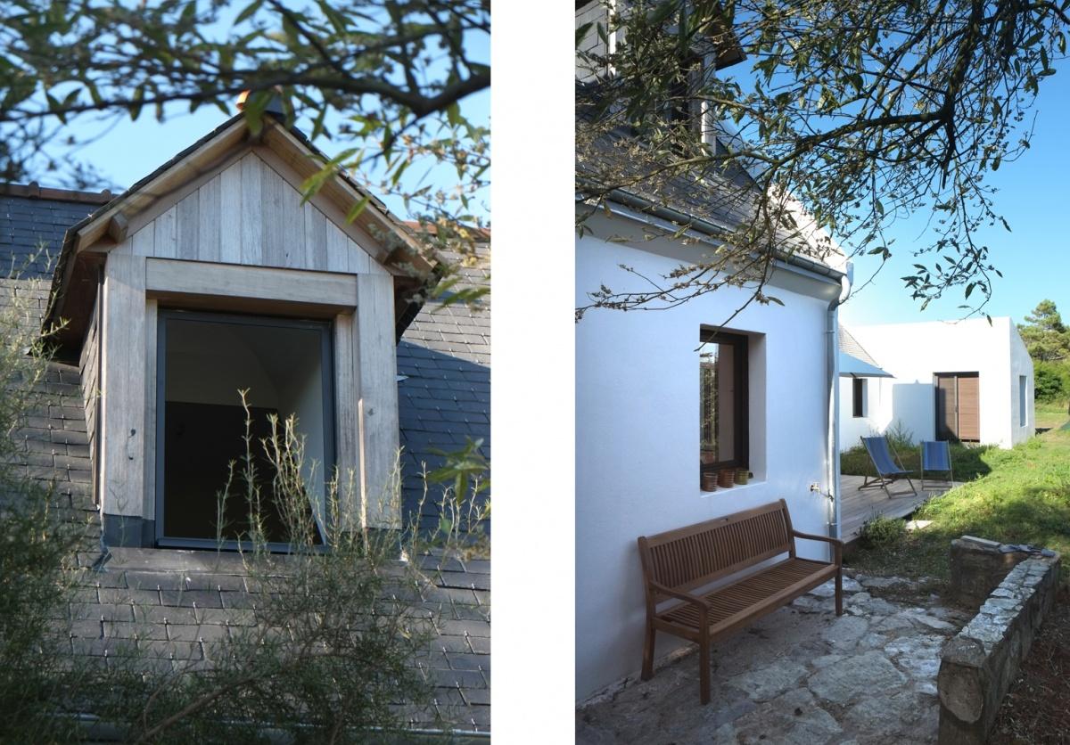 Maison Littorale : Kerlédan-IMG05-ArchiParis