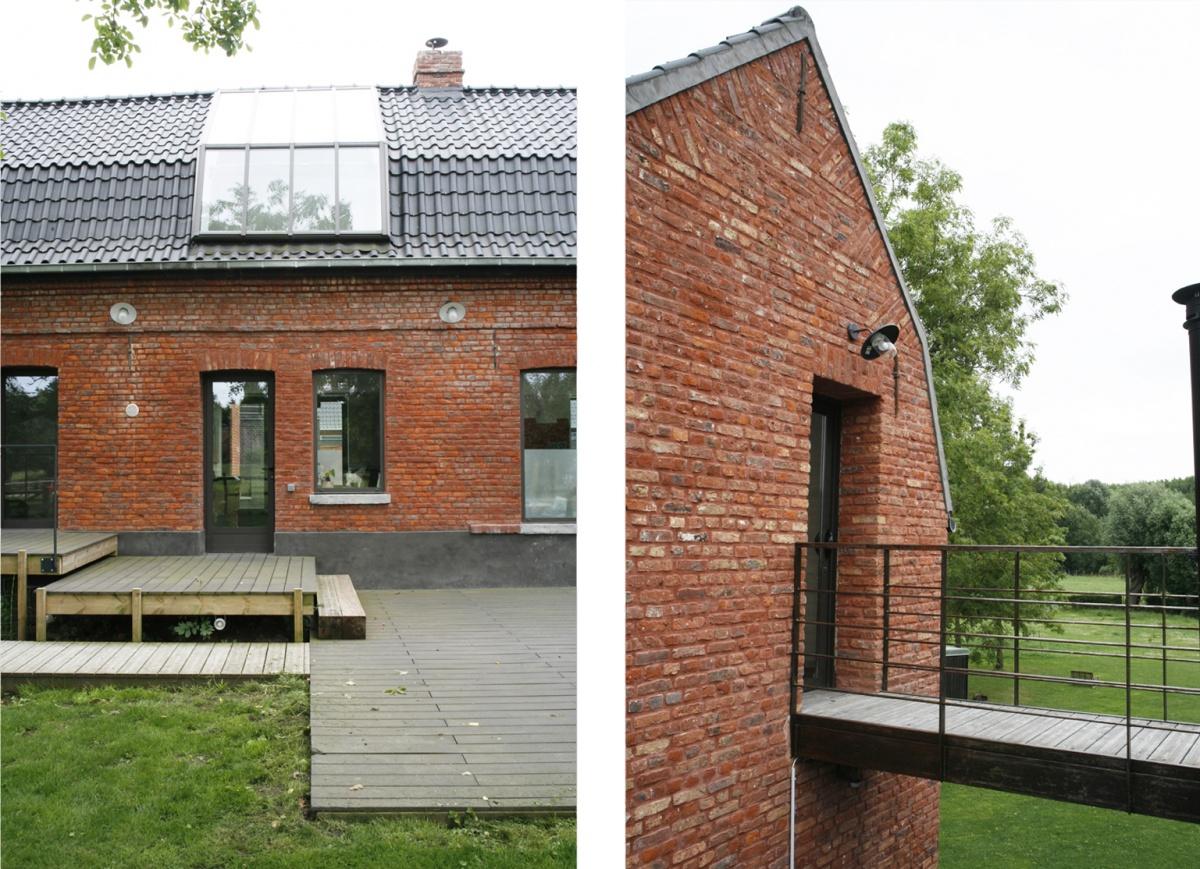 Ferme du Recueil - Auprès de Mon Arbre : Kevin Velghe Architecture - AuprésDeMonArbre - 1