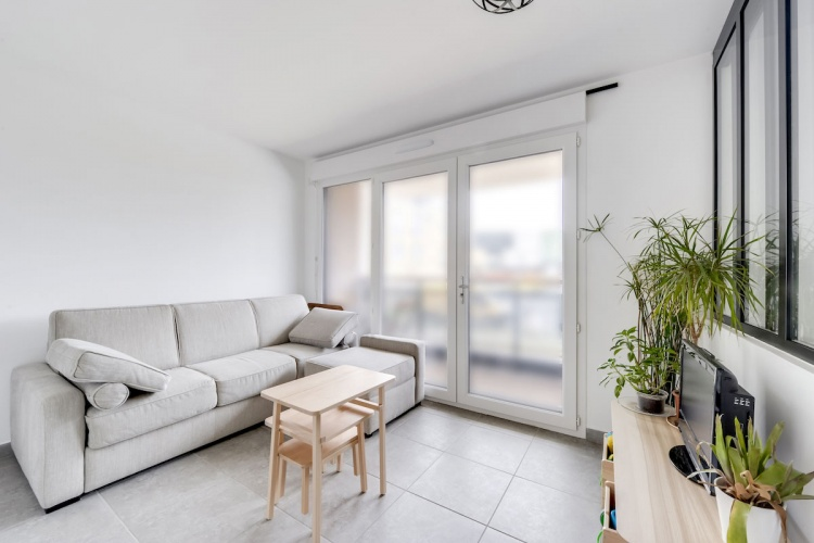 Aménagement d'un appartement en VEFA