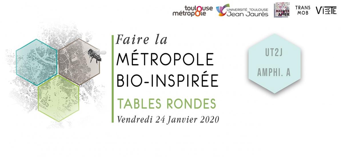 Faire la metropole bio-inspiree