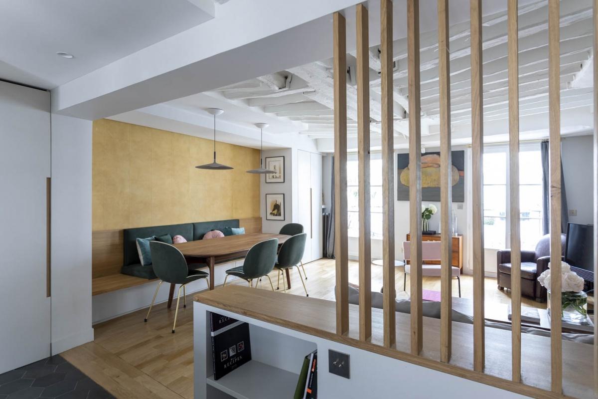 Un projet réalisé par TEXIER & SOULAS ARCHITECTES