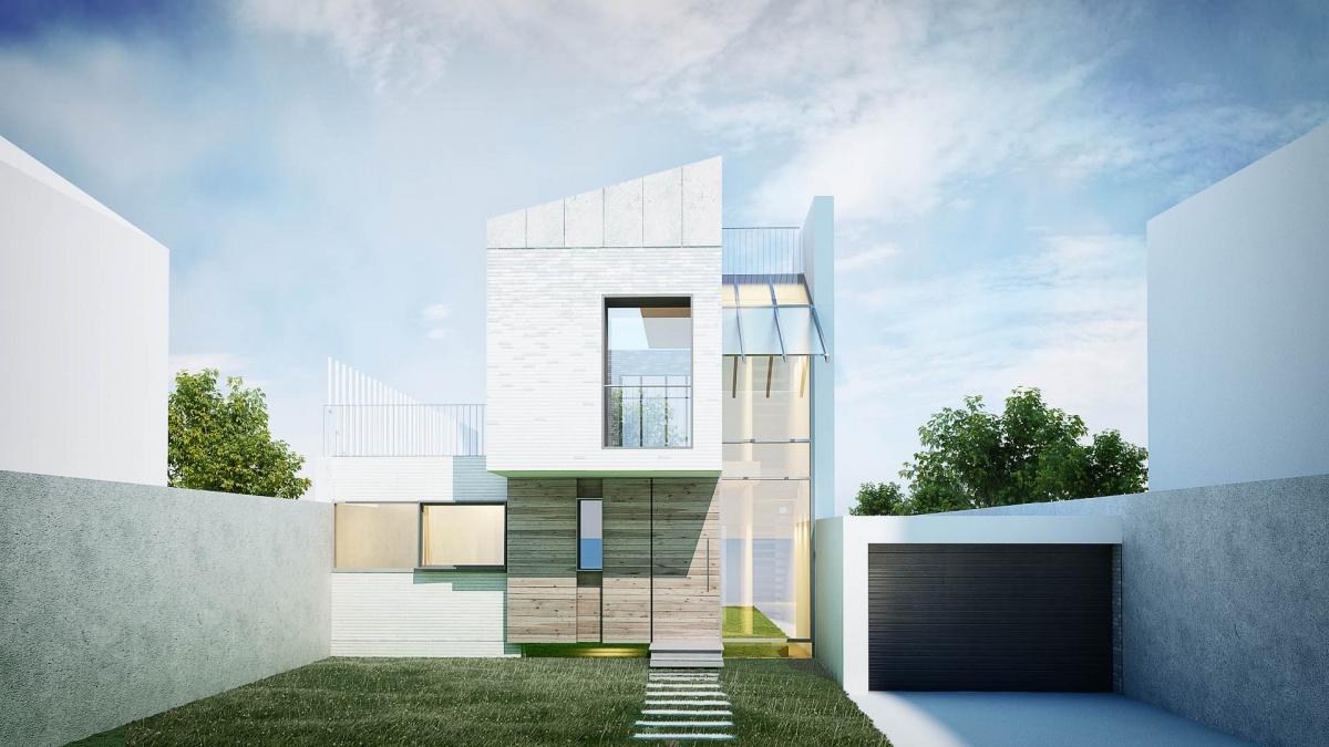 Un projet réalisé par POINT R architecture