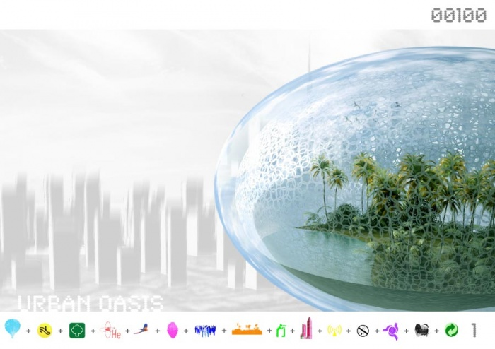 Concours Urban Oasis : ThyssenKrupp Elevator Architecture Award