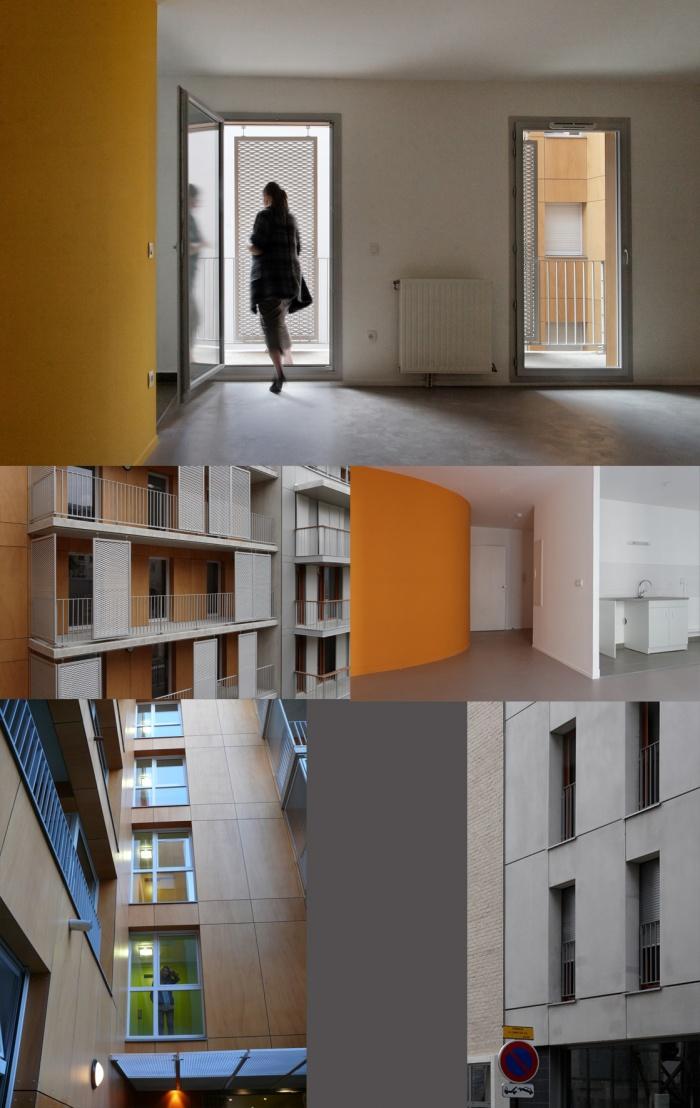 15 logements sociaux et un local commercial 25/27 rue Myrha : image_projet_mini_12404