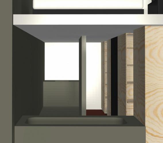 Création d'un espace privé dans un loft : concept