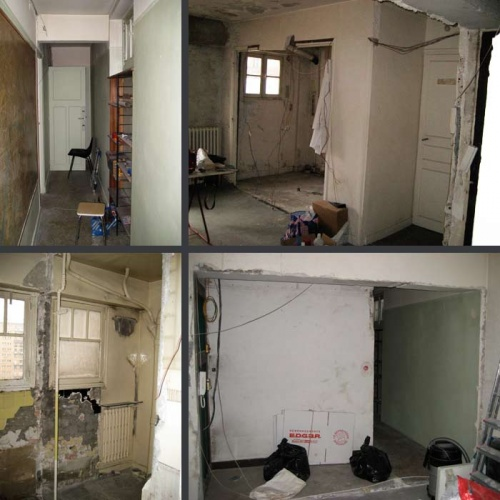 Appartement 'Collombel' : appartement Collombel avant