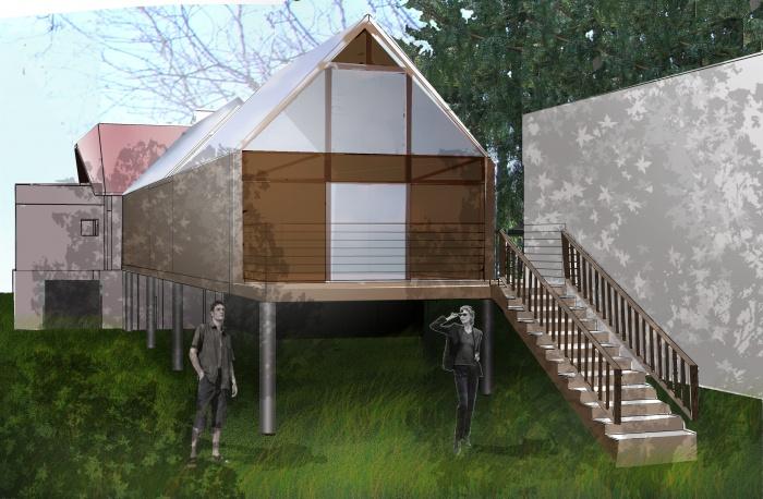 Trouver un projet d 39 architecte qui vous ressemble 66 for Garage renault bois guillaume