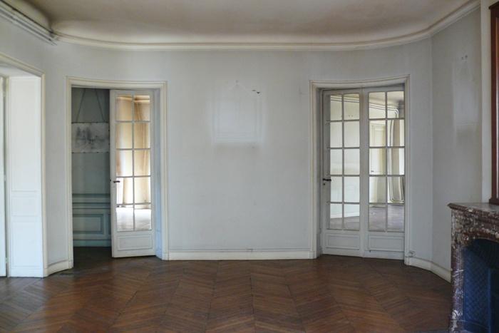 Appartement haussmanien : avant projet SAM