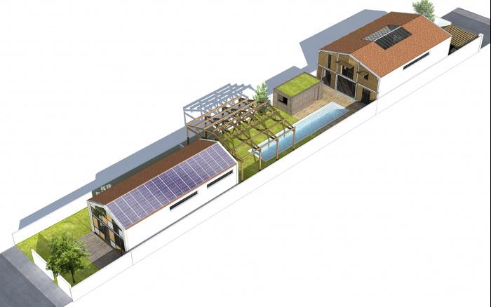 Lofts et jardins
