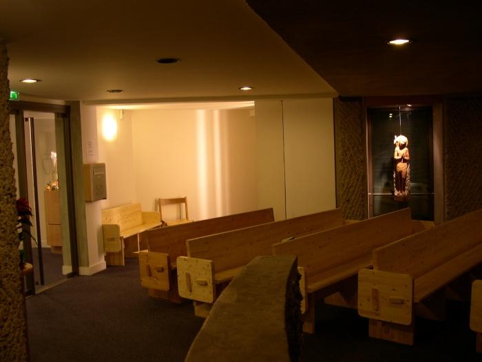 SAINT-JOSEPH CHURCH - (Paris 8°)