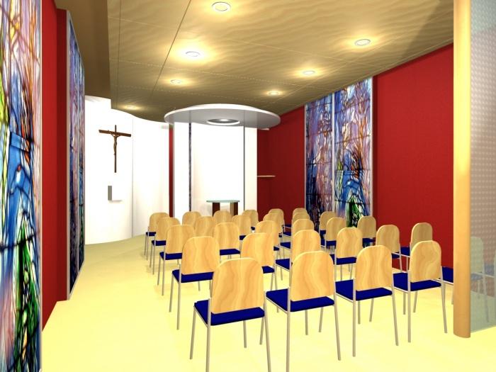 r novation d 39 oratoires paris 6 clamart paris une r alisation de a tarenne. Black Bedroom Furniture Sets. Home Design Ideas