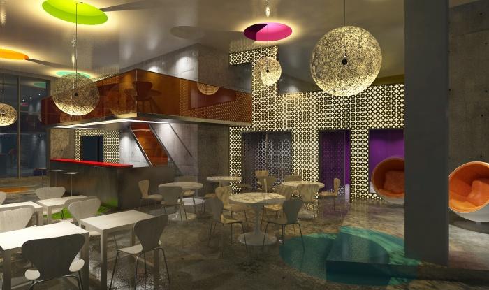 Restaurant-bar-lounge