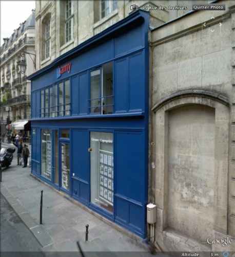 LAMY-Archives - (Paris 3°)