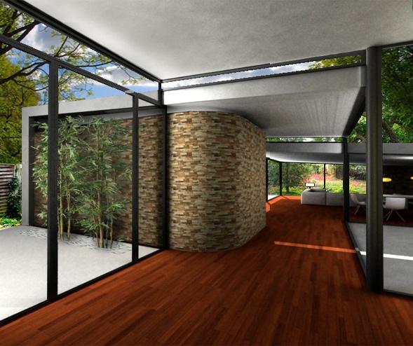 extension et r novation montmorency une r alisation de nim architecture. Black Bedroom Furniture Sets. Home Design Ideas