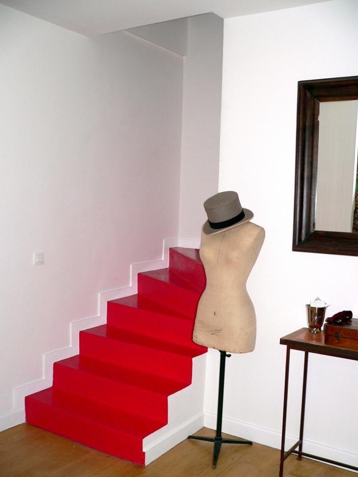 Surélévation et rénovation d'une maison : P1090322