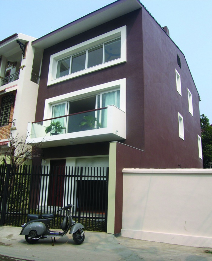 Maison 6x12