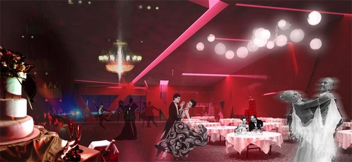 Concours Erevan, centre d'affaires et hôtel Intercontinental : 4