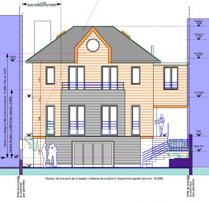 Architectes r novation maison issy les moulineaux 92 issy les moulineaux - Maison issy les moulineaux ...