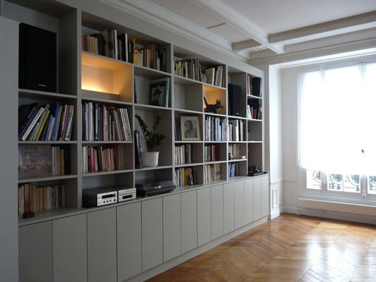 Appartement : Mobilier + SDB