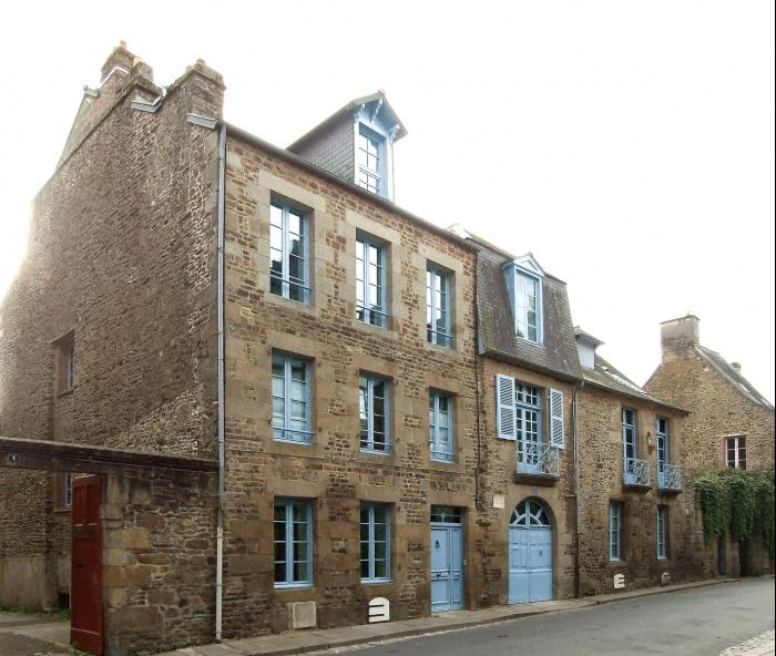 Rehabilitation rue Lesueur