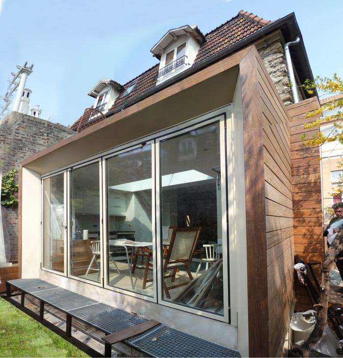Extension et rénovation Paris
