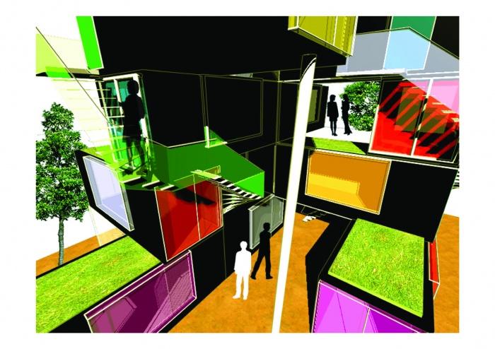 Projet de maison container : img  2 copie