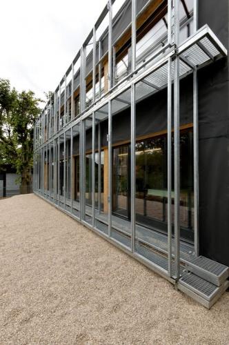 Maison à Energie Positive à Bessancourt (95) : KW BES BD 8