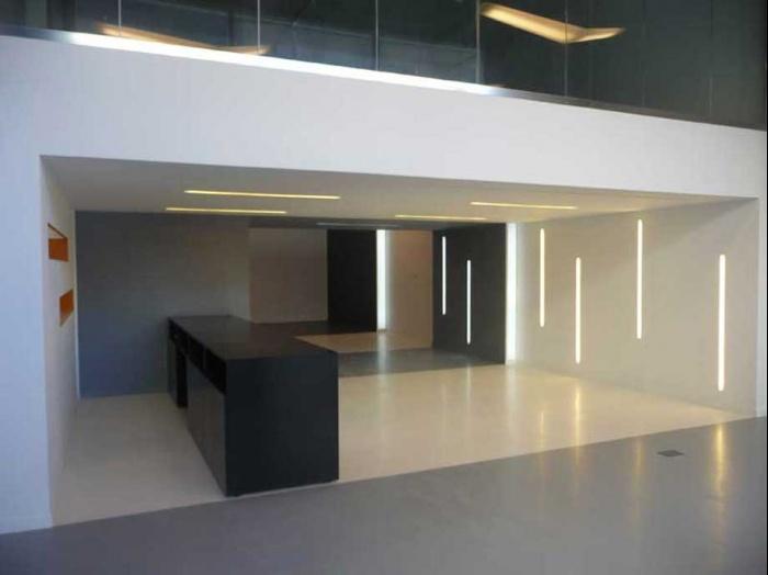 Showroom immobilier