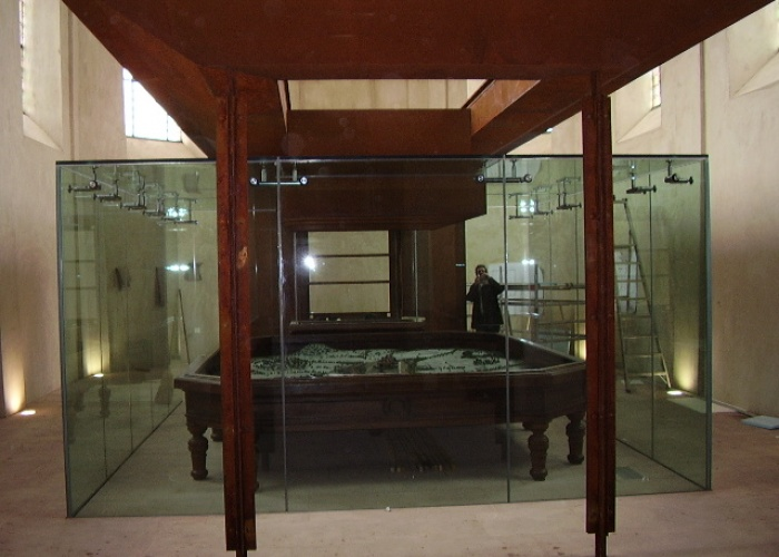 Restauration et aménagement de la chapelle - Citadelle de Bitche : image_projet_mini_2332