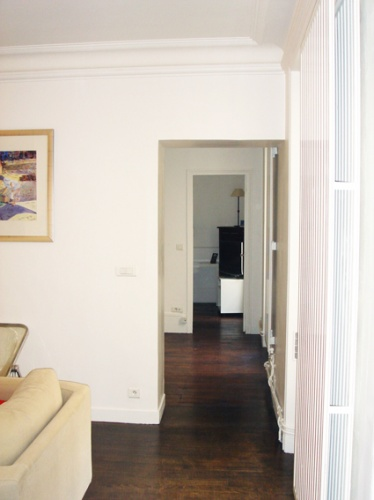 Appartement Poncelet