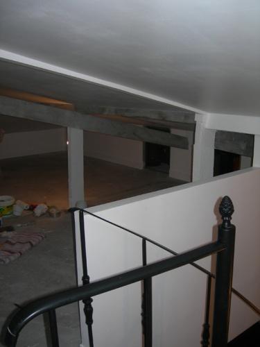 Aménagement de combles : Combles (fin de chantier)