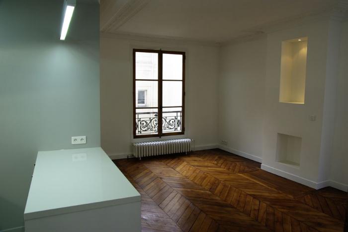 Rehabilitation appartement : 03