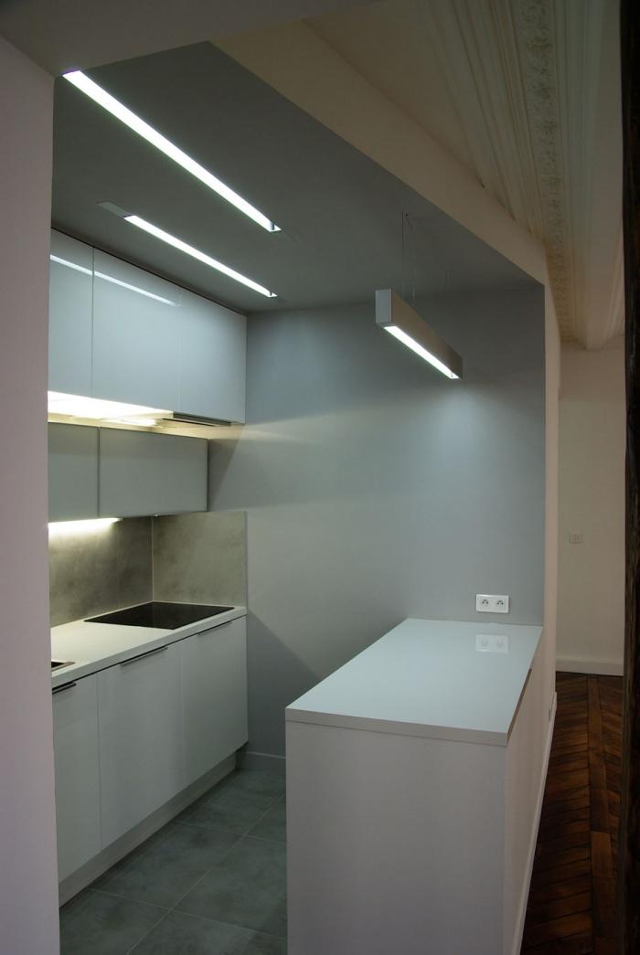 Rehabilitation appartement : 09