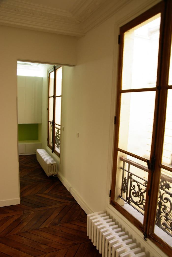 Rehabilitation appartement : 10