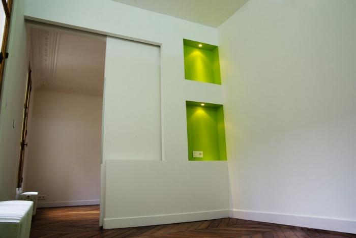 Rehabilitation appartement : 15